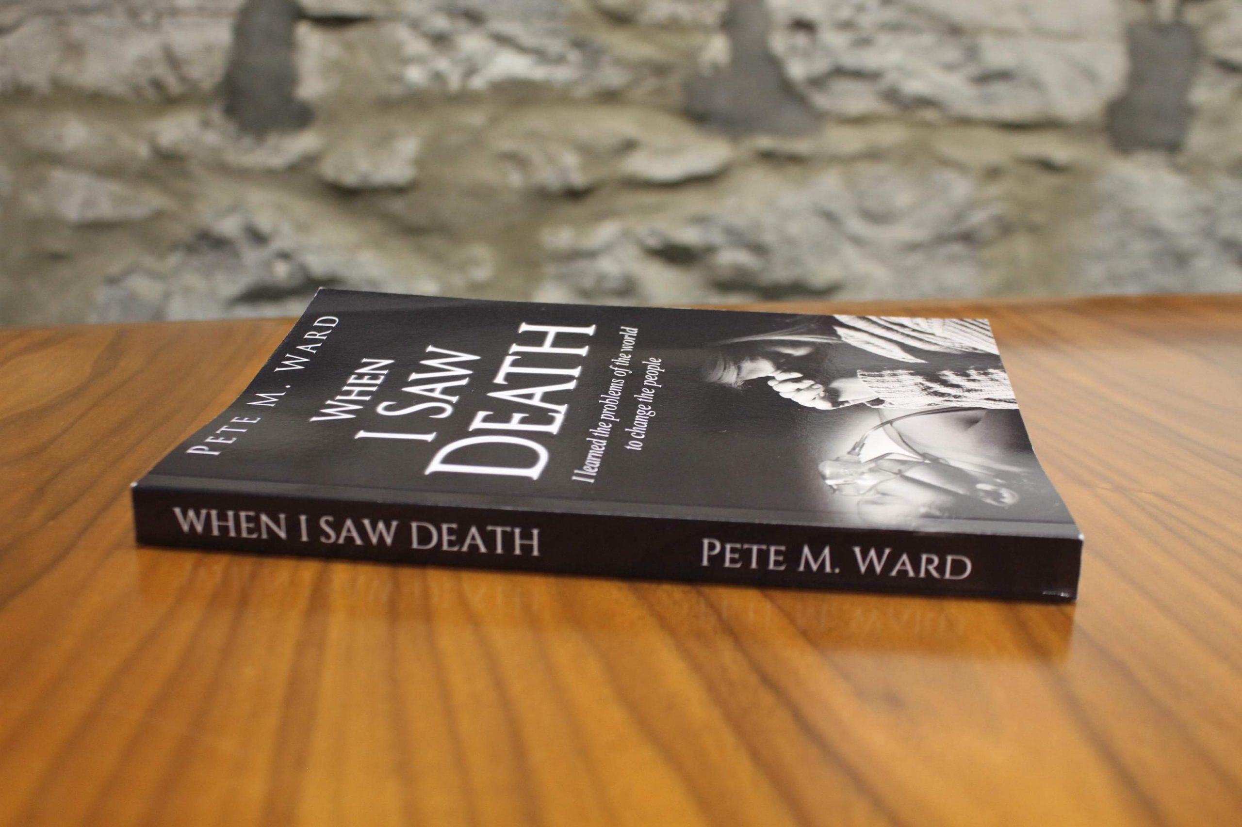 WISD Book on table